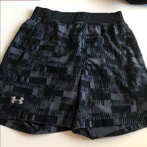 men's under armor athletic shorts M